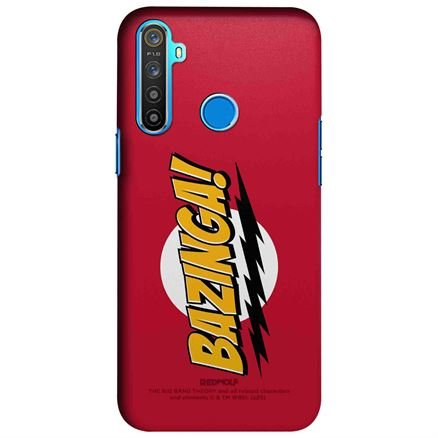 Bazinga! - The Big Bang Theory Official Mobile Cover
