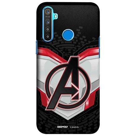Quantum Suit - Marvel Official Mobile Cover