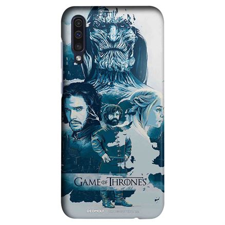 White Walking - Game Of Thrones Official Mobile Cover