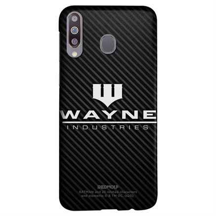 Wayne Industries - Batman Official Mobile Cover