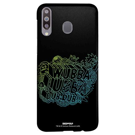 Wubba Lubba Dub Dub - Rick And Morty Official Mobile Cover