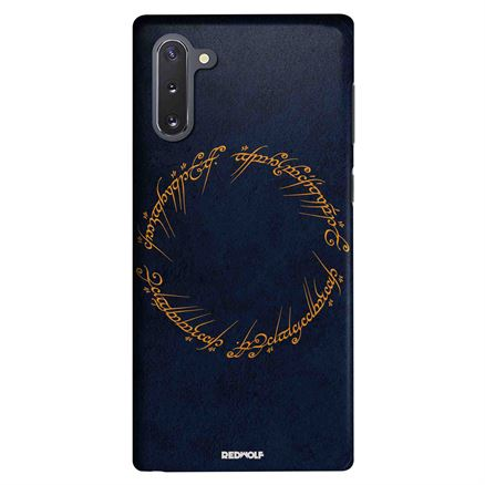The One Ring - Mobile Cover