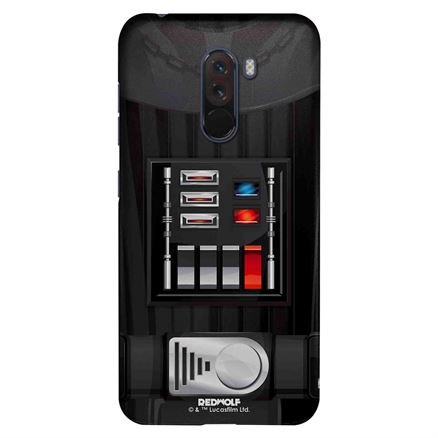 Attire Vader - Star Wars Official Mobile Cover