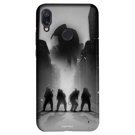Who You Gonna Call? - Mobile Cover