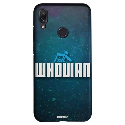 Whovian - Mobile Cover
