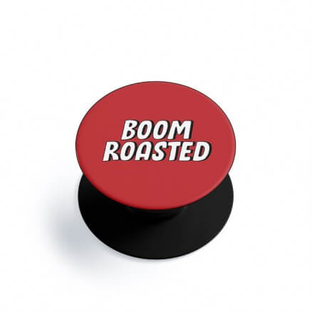 Boom Roasted - Phone Grip