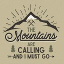 Mountains Are Calling - Phone Grip