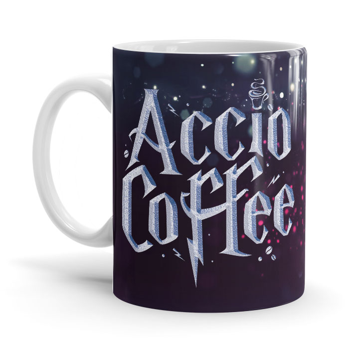 Accio Coffee - Coffee Mug