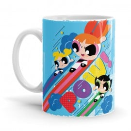 Action Ready - The Powerpuff Girls Official Mug