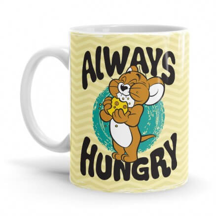 Always Hungry - Tom & Jerry Official Mug