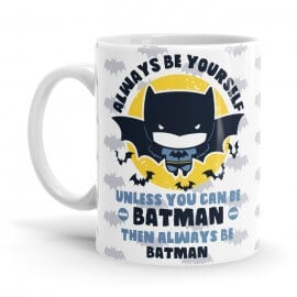Be Batman - Batman Official Mug