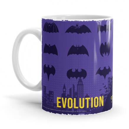 Batman: Logo Evolution - Batman Official Mug