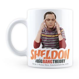 Big Bang Theory: Sheldon - Mug