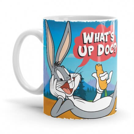 What's Up Doc? - Bugs Bunny Official Mug