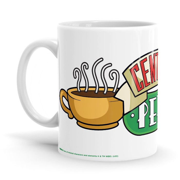 Central Perk - Friends Official Mug