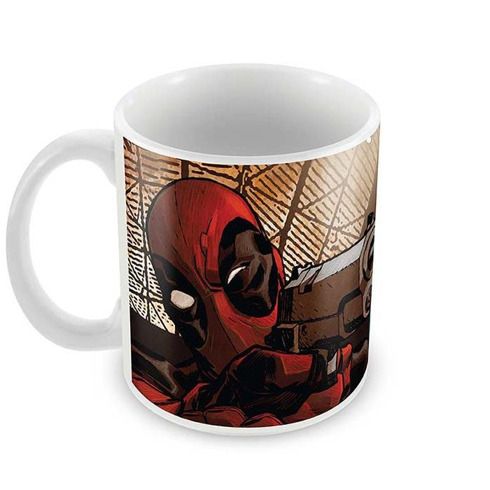 Action - Official Deadpool Mug