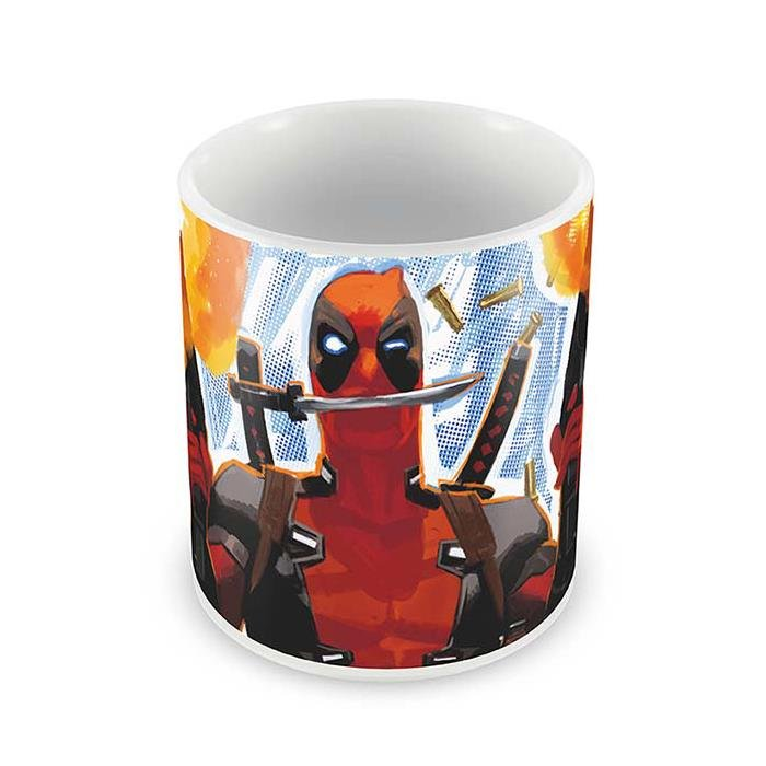Deadpool - Official Deadpool Mug
