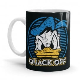 Quack Off - Disney Official Mug