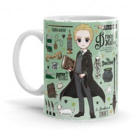 Draco Malfoy - Harry Potter Official Mug
