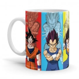 DBZ: Saiyans - Dragon Ball Z Official Mug