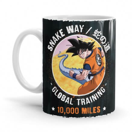 Snake Way - Dragon Ball Z Official Mug