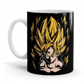Super Saiyan Goku - Dragon Ball Z Official Mug