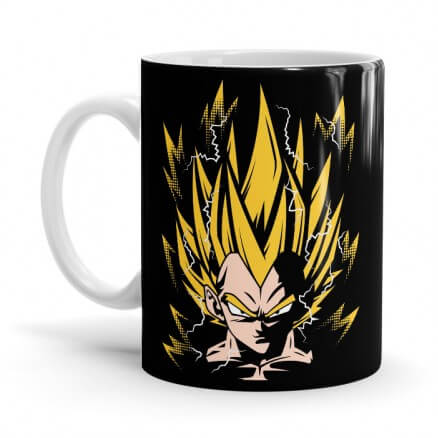 Super Saiyan Vegeta - Dragon Ball Z Official Mug