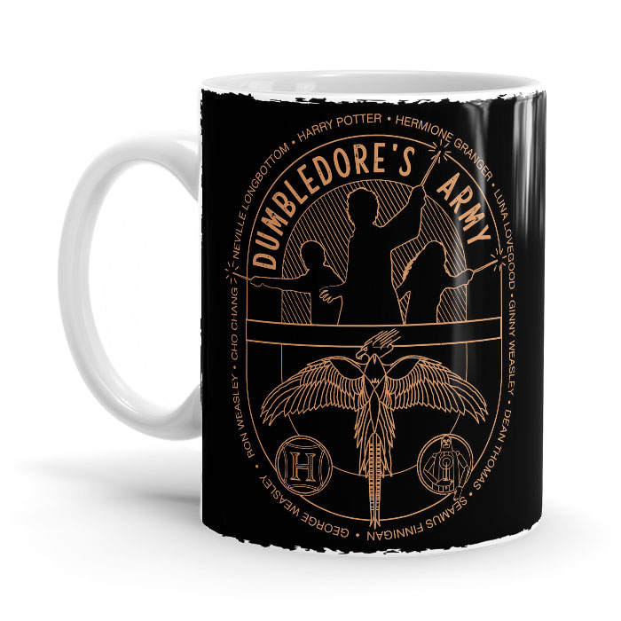 Dumbledore's Army - Harry Potter Official Mug