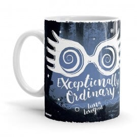 Exceptionally Ordinary - Harry Potter Official Mug