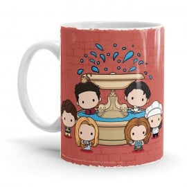 Friends Fountain - Friends Official Mug