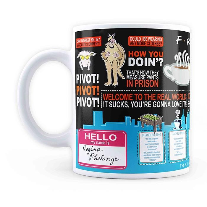 Friends: Quotes - Mug
