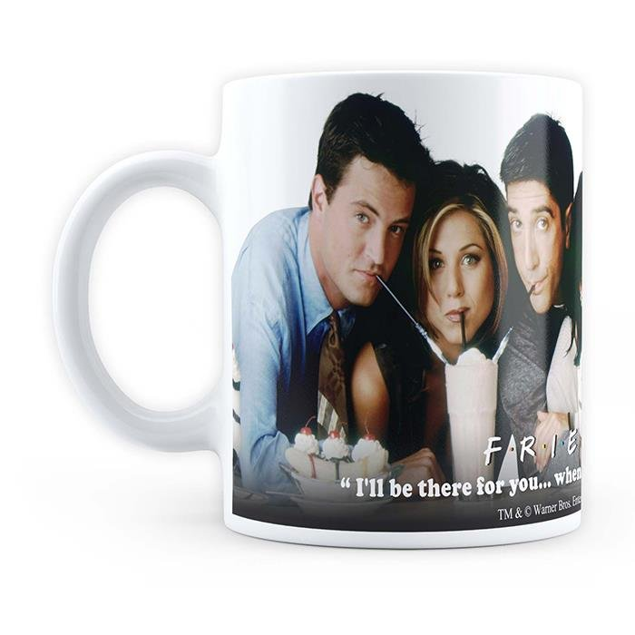 Friends: Straw - Mug