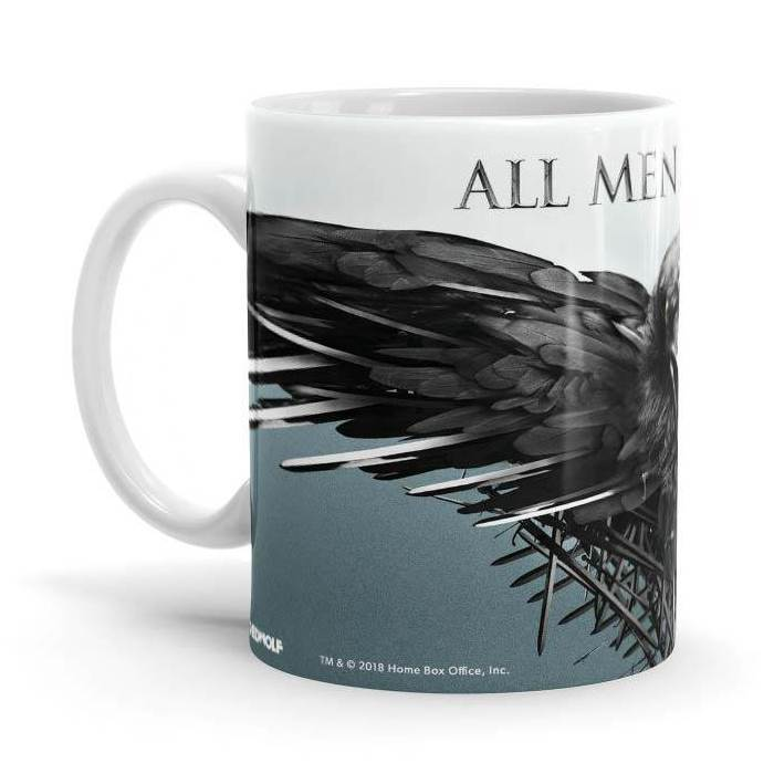 All Men Must Die - Game Of Thrones Official Mug