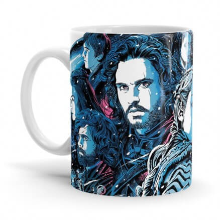 Beyond The Wall - Game Of Thrones Official Mug