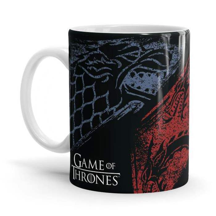 Crossed Sigils - Game Of Thrones Official Mug