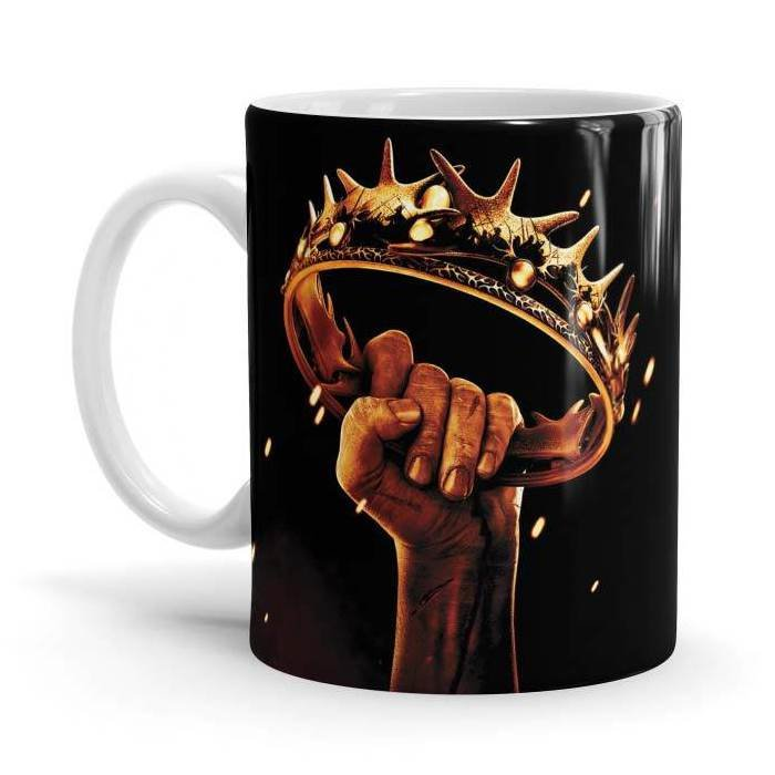 The Crown - Game Of Thrones Official Mug