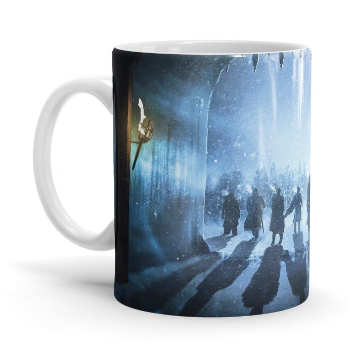 East Watch - Game Of Thrones Official Mug