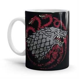Fire, Blood & Ice - Game Of Thrones Official Mug