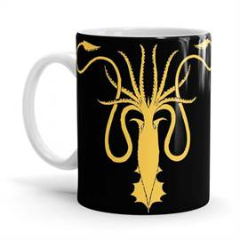 House Greyjoy: We Do Not Sow - Game Of Thrones Official Mug
