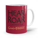 House Lannister: Hear Me Roar - Game Of Thrones Official Mug