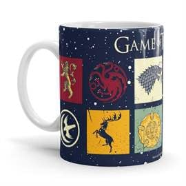 House Sigil Pattern - Game Of Thrones Official Mug