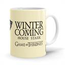 House Stark: Winter Is Coming - Game Of Thrones Official Mug