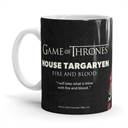 Targaryen Sigil Design - Game Of Thrones Official Mug
