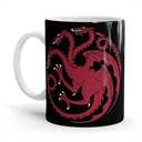 House Targaryen: Fire And Blood - Game Of Thrones Official Mug
