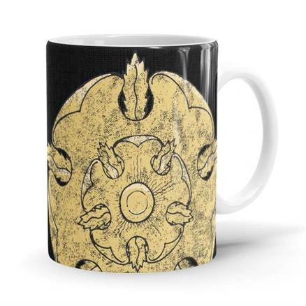 Tyrell Sigil Design - Game Of Thrones Official Mug