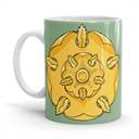 House Tyrell: Growing Strong - Game Of Thrones Official Mug