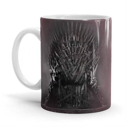 Iron Throne - Game Of Thrones Official Mug