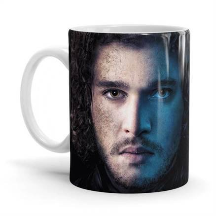 Jon Snow - Game Of Thrones Official Mug