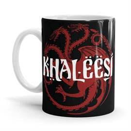 Khaleesi - Game Of Thrones Official Mug