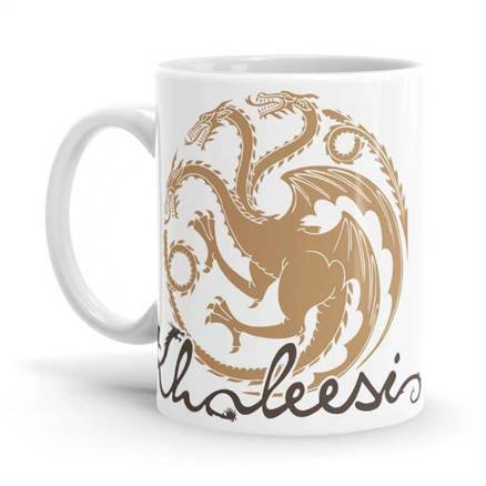 Breaker Of Chains - Game Of Thrones Official Mug